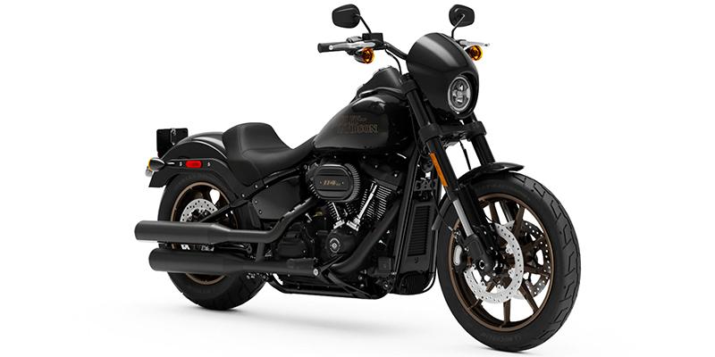 New 2021 Harley-Davidson Low Rider S