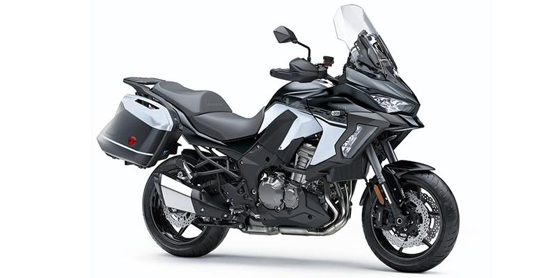 New 2019 Kawasaki Versys® 1000 SE LT+ Sport Touring