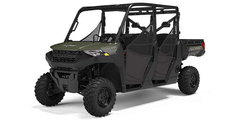 New 2020 Polaris Ranger Crew® 1000 Side by Side