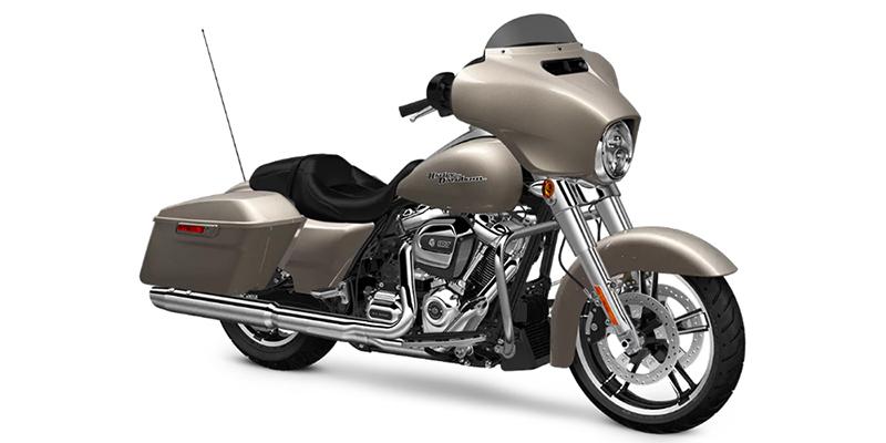New 2018 Harley-Davidson Street Glide